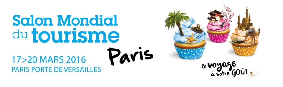 Billetterie salon mondial du tourisme for Salon mondial du tourisme paris